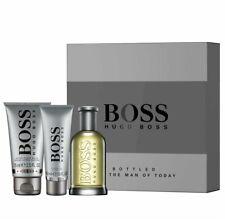 Set Hugo Boss-Boss Bottled-Edt 100 Ml+ASB 75Ml+ SG 50 ml
