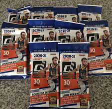 Panini Donruss Basketball NBA Cello Fat Value Pack - 30 Cards
