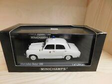 Minichamps 1:43 Modellauto Mercedes Benz 180 Polizei Trier OVP