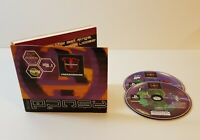 Playstation Underground 3.1 Sony PS1 Demo Sampler 2-Disc Set with Booklet