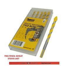 12mm PGM Approved Turbo SDS Drill Bits SabreCut Professional 5mm
