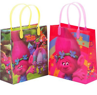 24 PCS Dream Works Trolls Goodie bags Party Favor Bags Gift Bag