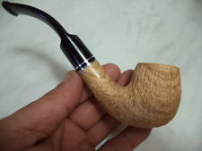 PIPA NERONE ULIVO OLIVE PIPE PFEIFE TOP QUALITY ITALIAN ARTISAN PIPE 38 NEW