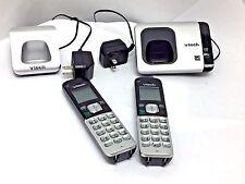 VTech CS6719 2 6 0 DECT Cordless Digital Phone Caller ID Waiting 2 Handsets