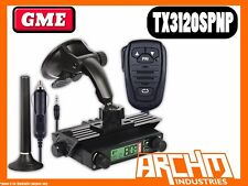 GME TX3120SPNP UHF CB RADIO 80CH 5 WATT SUPER COMPACT SCANSUITE PLUG'N PLAY KIT