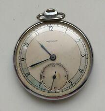 Vintage Soviet CCCP USSR slim watch MOLNIJA 15 jewels  1953