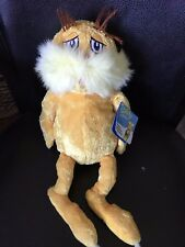DR SEUSS THE LORAX PLUSH ANIMAL KHOL CARES FOR KIDS PLUSH WITH TAGS