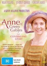 ANNE OF GREEN GÂBLES - LA POURSUITE STORY - DVD - UK Compatible - Scellé