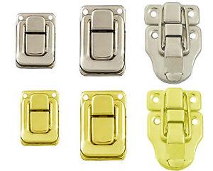 Toggle Latch Lock Suitcase Box Trunk Chest Suitcase Catch Flight Case Clasp