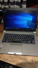 """Toshiba Portege Z30-A-1FD 13.3"""" Laptop i5-4210U 1.7Ghz - 8GB - 128GB SSD - Win10"""