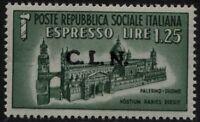 C.L.N. Torino -  Espresso - nuovo - MH