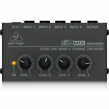 Behringer mixer analogico MX400BEH Micromix