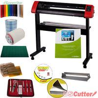 34-Inch Laserpoint II Vinyl Cutter Bundle - Sign Cutting w/Design & Cut Software