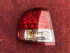 Ford Escape 2010 Left Hand Rear Tail Light Assembly
