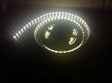 NEW 5m 12V Roll 3528 SMD Warm/Soft White LED Flexible Light Strip 18W FL-LS150W