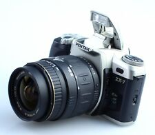 PENTAX ZX-7 35mm SLR Film Camera + 28-90mm Zoom Lens