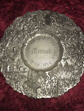 hobbit Lots Of The Rings royal selangor pewter plate rare 274301