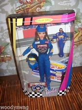 Nascar 50th Anniversary NIB Barbie Doll 1998 Mattel New Old Stock