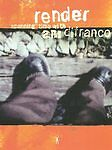 Render: Spanning Time with Ani DiFranco (DVD, 2002)448