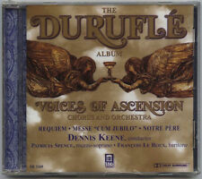 "THE DURUFLE ALBUM - REQUIEM - MESSE ""CUM JUBILO"" - NOTRE PERE"