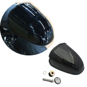 Rear Pillion Seat Cowl Hump Cover Trunk Box Cowl For 2014-2020 BMW R NINET Black