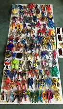 HUGE Vintage X-Men Toy Lot 96 ACTION FIGURES + MANY Accessories Deadpool