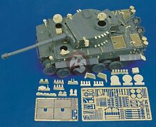 Royal Model 1/35 Tiger I Ausf.E/H1 Tank Early Update WWII (for Italeri 286) 104