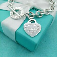Tiffany & Co Heart Tag Toggle Bracelet brand new authentic with box and labels