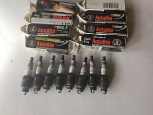 AUTOLITE PLATINUM Platinum Spark Plugs AP86 Set of 8