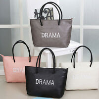 Fashion Women Leather Crossbody Handbag Lady Shoulder Large Messenger Tote Bags