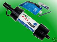 Care Plus Mini Wasserfilter by Sawyer 0,1 Mikron für Outdoor und Trekking