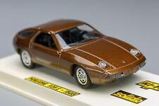 Porsche 928 S brown 1978 SOLIDO 1:43