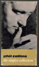 Phil Collins the Singles Collection music videos VHS