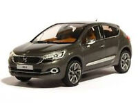 Norev 1:43 155456 Citroen DS4 2015 platinum grey black roof Neu
