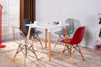 Dining table     Chairs   Eiffel   retro   ,