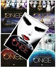 Brand New ONCE UPON A TIME Seasons 1 - 5 DVD DvDs Seasons 1,2,3,4,5