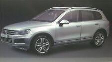 VW Toareg TSI (argent cool) 2010