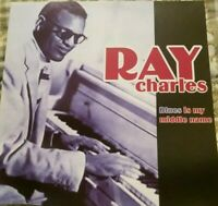 RAY CHARLES : BLUES IS MY MIDDLE NAME CD