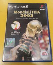 Mondiali Fifa 2002 GIOCO PS2 VERSIONE ITALIANA