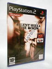 Silent Hill 4 PAL ITALIA-SONY PS2 Playstation 2 Incellophanato!
