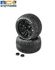 Dynamite SPEEDTREADS Speedhawk 1/10 ST/MT Tires MNTD 2  DYNW0020