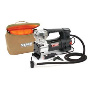 VIAIR 00084 84P Portable Compressor Kit Sport Compact Series 12V 60 PSI for Up t