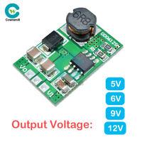 3.5A DC-DC Boost Converter Voltage Step-Up Module 2.6-5V To 5V 6V 9V 12V For MCU