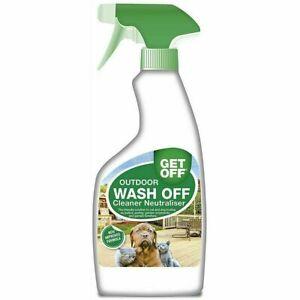 Cat Dog Pet Repellent Spray Outdoor Deterrent Fouling Get Off Garden Neutraliser