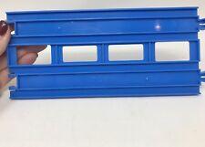 Thomas Train Trackmaster Tomy  Plarail Blue Double Straight Track