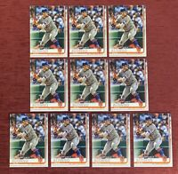 Lot of (10) 2019 Topps Update PETE ALONSO Rookie Card #US198 Debut RC NY Mets🔥