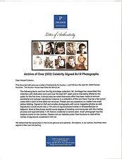 Gary Cole-signed photo - coa - 8