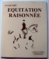 ÉQUITATION RAISONNÉE   -   Commandant Licart