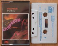 ERUPTION - ERUPTION (ATLANTIC K450454) 1979 UK CASSETTE TAPE EX COND FUNK DISCO