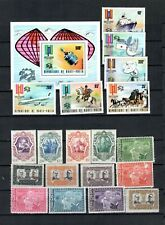 WORLDWIDE  COLLECTION UNCHECKED MH & MNH  STAMPS LOT (WW 131)